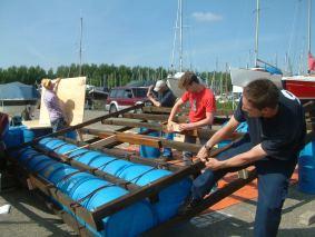 Jongeren2006 - Hoe een overdekt terras te bouwen ...